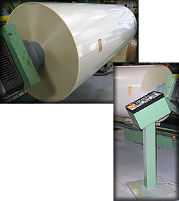 Tenolan - release films, lamination, industrial coating